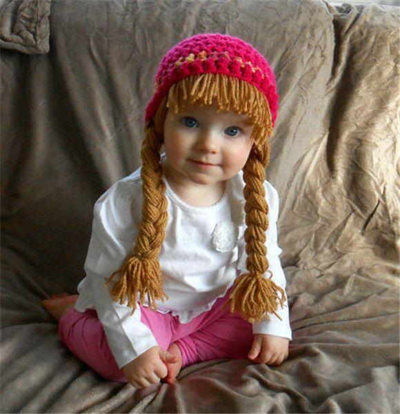 Cabbage Patch Crochet Hat Pattern