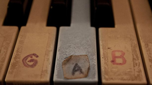 Теория музыки: построение аккордов, изменение тональности