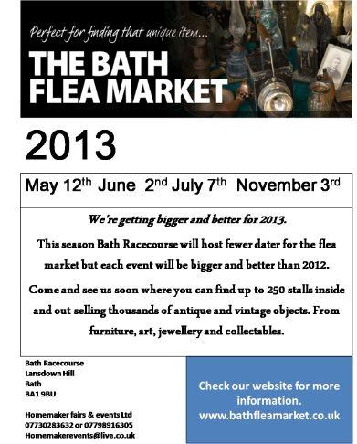 Giant Flea & Vintage Market Bath