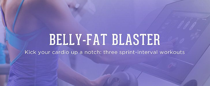 Belly-Fat Blaster: Burst Intervals.