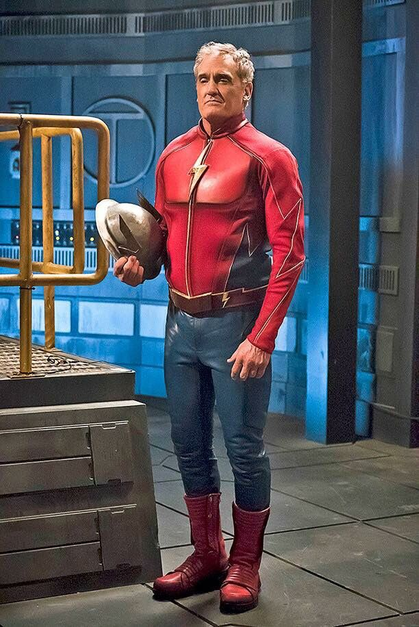 The real Jay Garrick