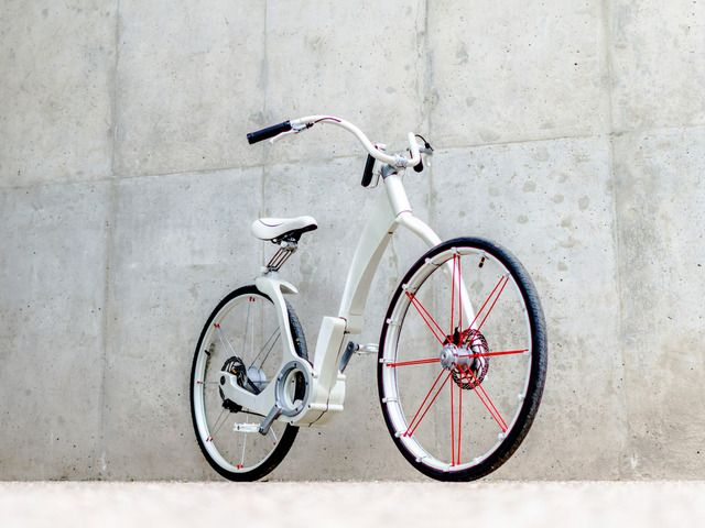Gi Bike: The light, full-size, electric, folding bike by Toledo, Augustinoy & Sevillia — Kickstarter