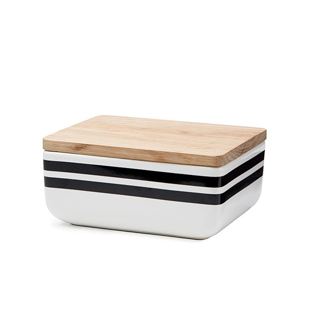 Butter Dish, large