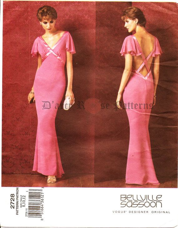 78+ images about Vogue Bellville Sassoon patterns on Pinterest ...