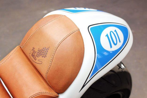 Suzuki Bandit 1250 customized by Daniel Händler and Hans Muth