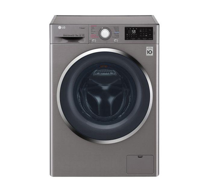 Lg 8 Kg 5 Kg Front Loader Washer Dryer Combo Washing Machine