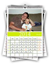 A3-as 12 lapos fali naptár
