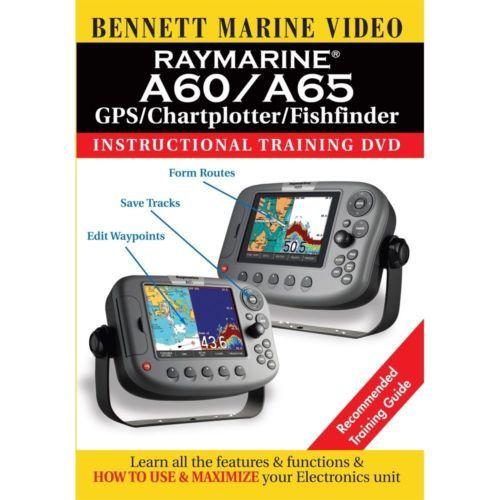 Raymarine-A60-A65-GPS-Chartplotter-Fishfinder-N7803DVD-0-9727807803-9