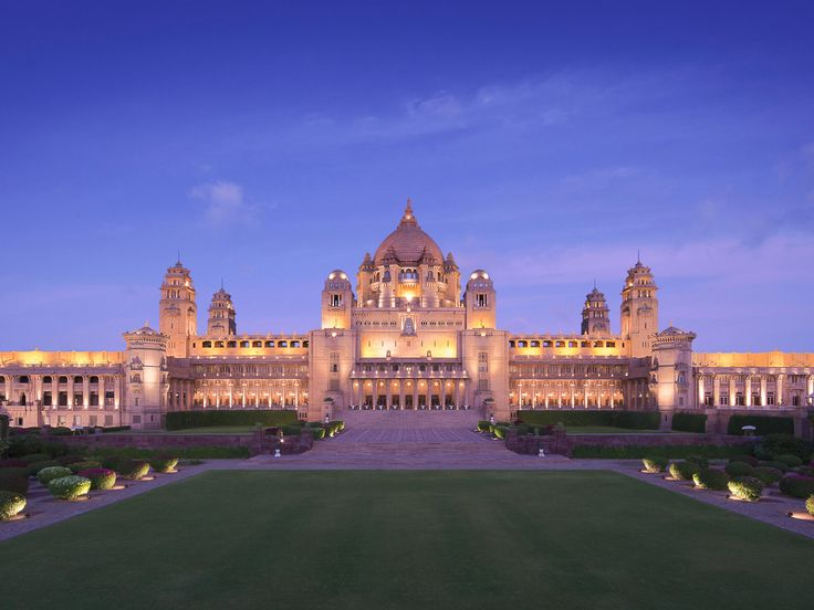 Umaid Bhawan Palace, Jodhpur, India
