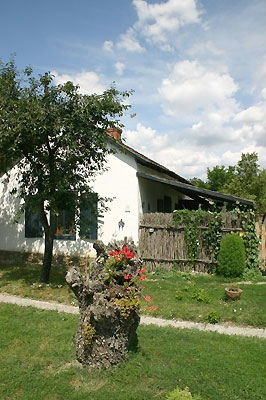 farmhouse in Hungary