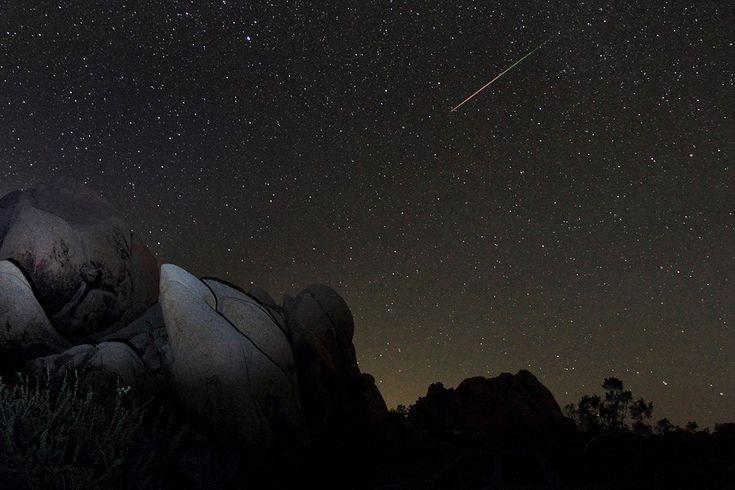 Chuva de meteoros do cometa Halley poderá ser vista a olho nu na noite de hoje