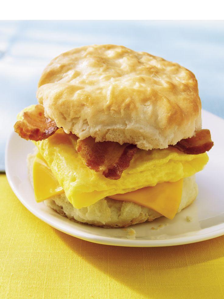 Breakfast   mcdonalds has added a new breakfast sandwich to their breakfast line ...