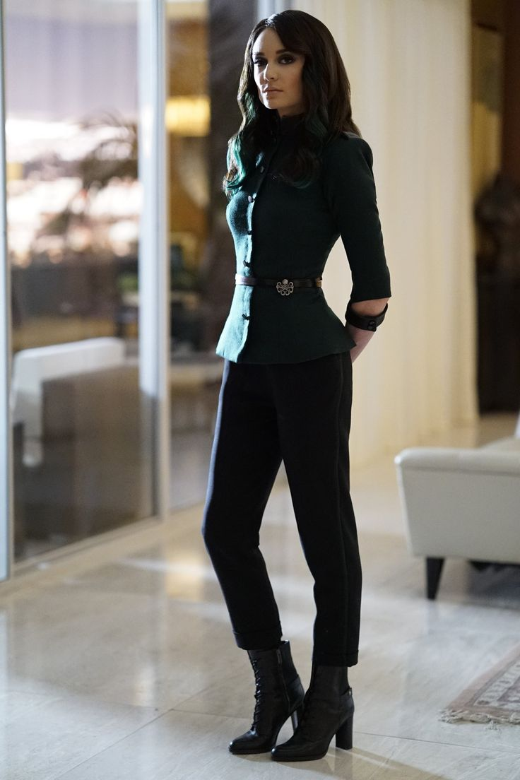 """Mallory Jansen (Madame Hydra) #Marvel Agents of S.H.I.E.L.D. #AoS #AgentsofSHIELD 4x16 """"What If..."""""""