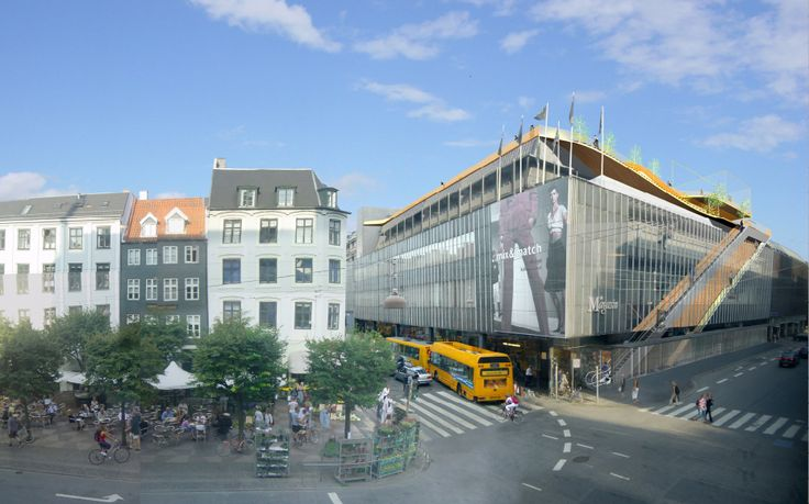 JDS Architects | High-Square Magasin
