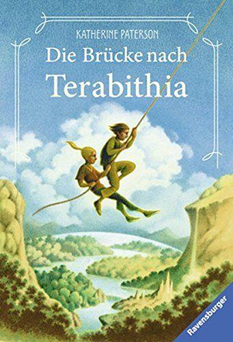 Die Brücke nach Terabithia (Ravensburger Taschenbücher) von Katherine Paterson http://www.amazon.de/dp/3473524018/ref=cm_sw_r_pi_dp_rtZ-wb0AQ3EJ8