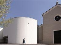 Nuova aula liturgica - International Prize for Sacred Architecture 2012 - 3rd place - Gavassa (Reggio Emilia), Italy - 2011 - Silvia Fornaciari
