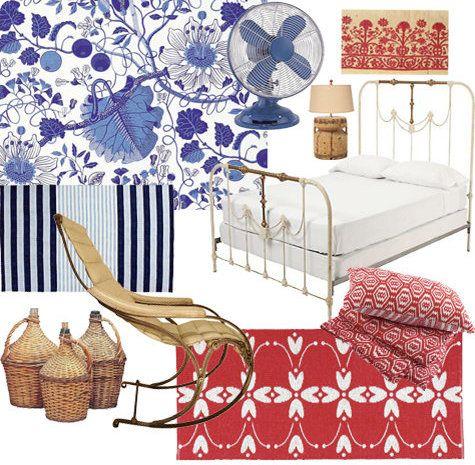 Дизайн Йозефа Франка - мебель, лампы, ткани ~ Дизайн красивых интерьеров и вещей