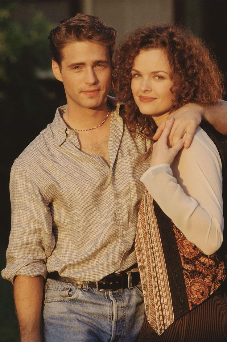 Jason Priestley - Saison 4 - Beverly Hills 90210 - © Paramount HE
