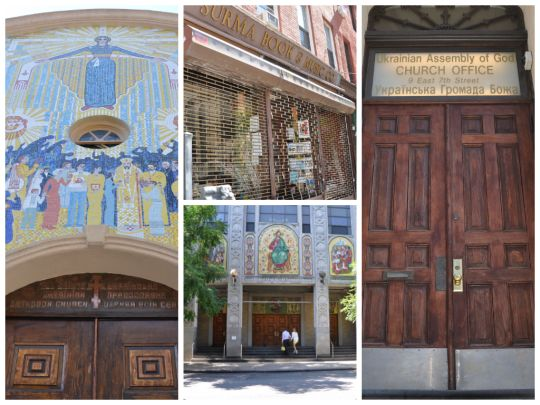 Little Ukraine Sites #Ukrainian #NYC