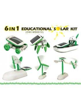 Εκπαιδευτικό Solar Kit