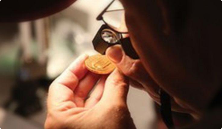 Las Vegas Coin Grading Seminar | American Numismatic Association