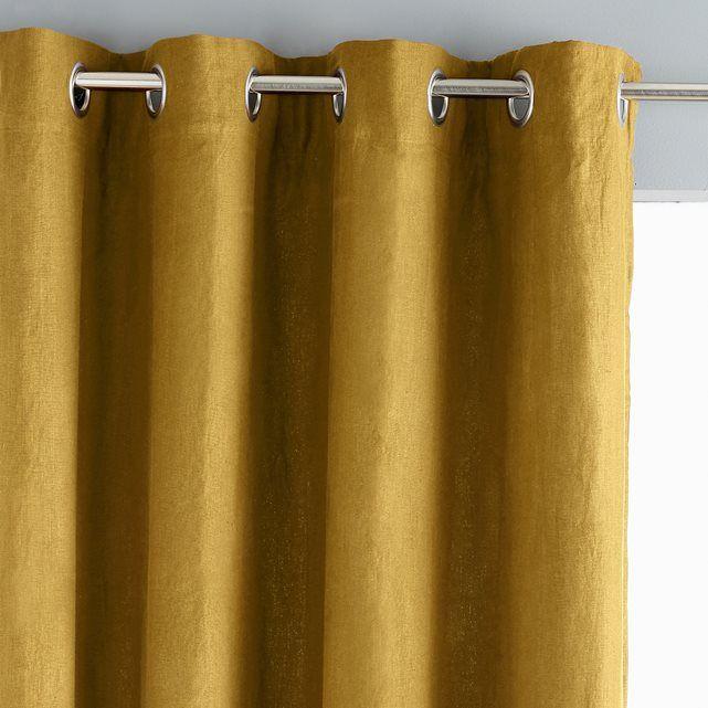 Rideaux Soie Zara Home Idees D Images A La Maison