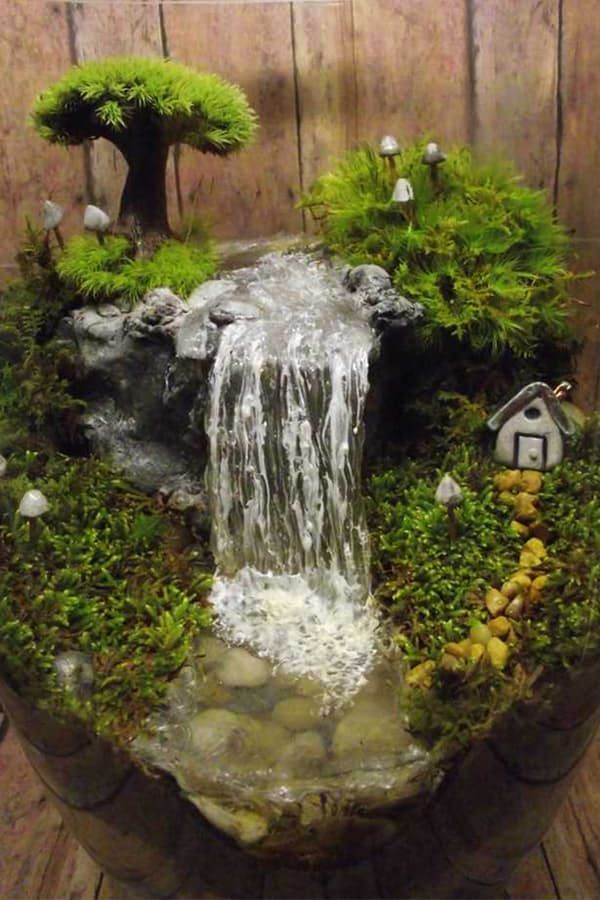 Fairy Gardens  These adorable miniature gardens make the perfect wonderland for your little ones to use their imagination in. 10 Trends Pinterest Says Will Be Huge in 2017 via @PureWow
