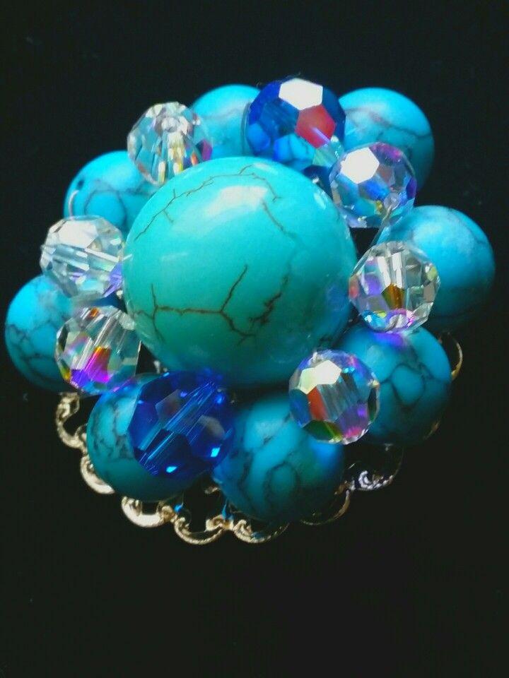 Brooch Me Blue..♡
