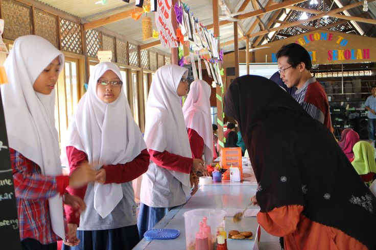 projek food court.