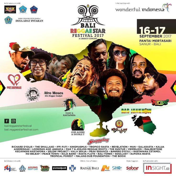 yo man.. semoga menjadi event tahunan musik reggae yg paling ditunggu2 di negeri ini dan manca negara.. Aamiin.. salam damai..