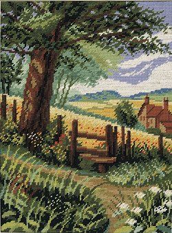 Country Stile Tapestry Kit 1564