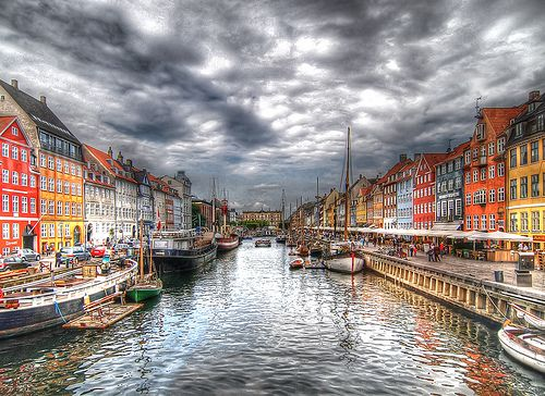 Copenhagen - Dating back to 10C as a Viking fishing village, the capital is home to amazing culture, historic sites, restaurants, and nightlife.