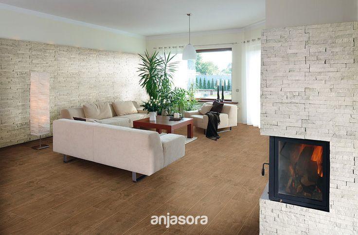 Nuevas ideas en decoracion de ambientes para tu hogar - Decoracion muros interiores ...
