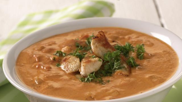 Fantastisk Hot kyllingsuppe
