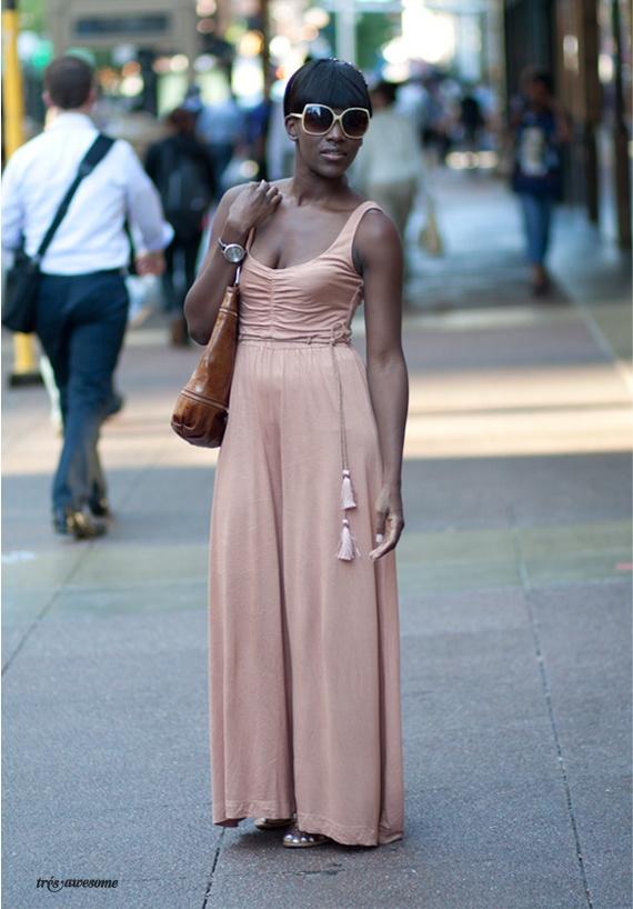 Très Awesome ♥ Chicago Street Style: Chicago Street Fashion - Naomi