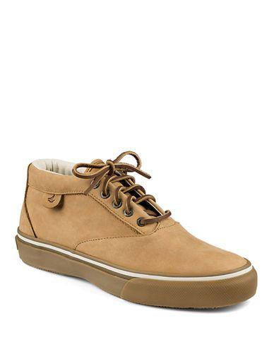 Shoes | Boots | Striper Leather Chukka Boots | Lord and Taylor. Cuir Bottes  ChukkaBottes De ChaussuresChaussuresBronzagesSperry Top SiderAccessoires