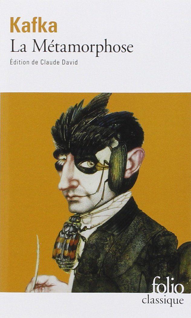 Amazon.fr - La Métamorphose - Claude David, Franz Kafka - Livres