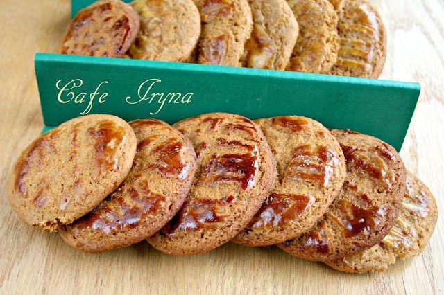 Сafe Iryna: Медовое печенье со специями