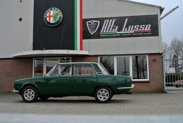Alfa Romeo Berlina 1750