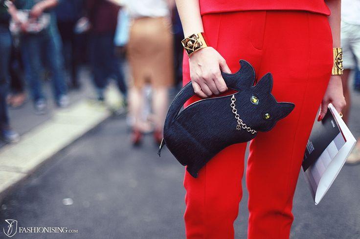 Style Roundup From Prada Cat Purse Cat Fashion Cat Bag