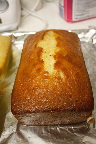 Lemon Bread-I could eat the whole loaf :D