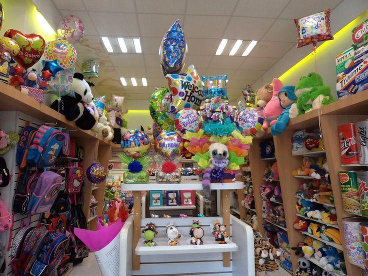 tiendas de peluches y globos - Buscar con Google