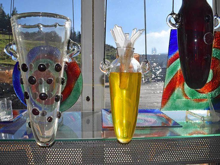Visiting Tarrha Glass Anogia