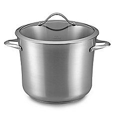Calphalon® Contemporary Stainless Steel 12-Quart Stockpot & Cover 99