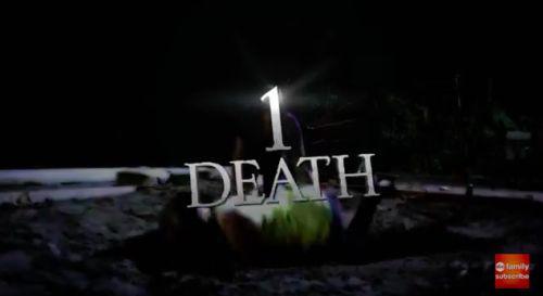 All 9 PLL deaths (1 Bethany).