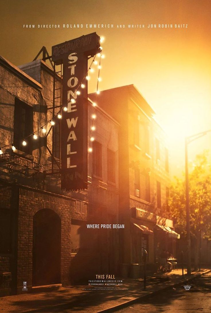 #Stonewall (2015)   Watch the #Trailer!/ @perlmutations , Jonathan Rhys Meyers #Movie/  http://filmtrailersworld.blogspot.rs/2015/09/stonewall-2015-trailer.html