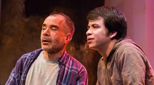 Teatro: Homens, Santos e Desertores - única apresentação: Arena Jovelina Pérola Negra, 28 de março de 2015 [sábado], às 19h