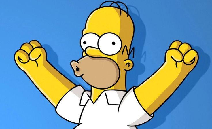 Las 5 mejores frases de Homero Simpson (I)