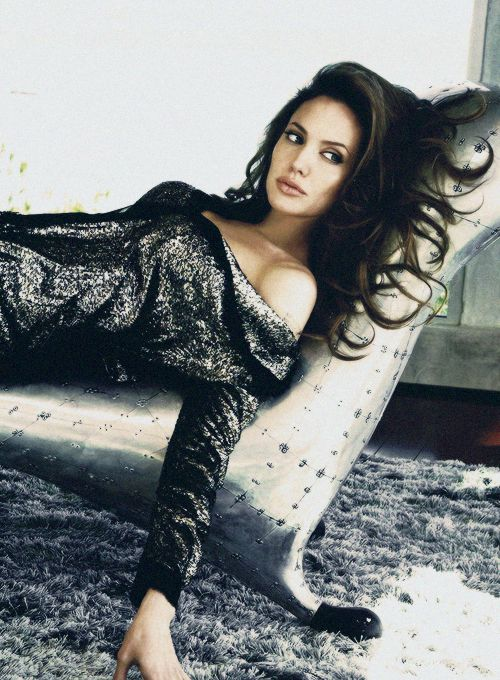 Angelina Jolie ~ You Can Do It 2. http://www.zazzle.com/posters?rf=238594074174686702