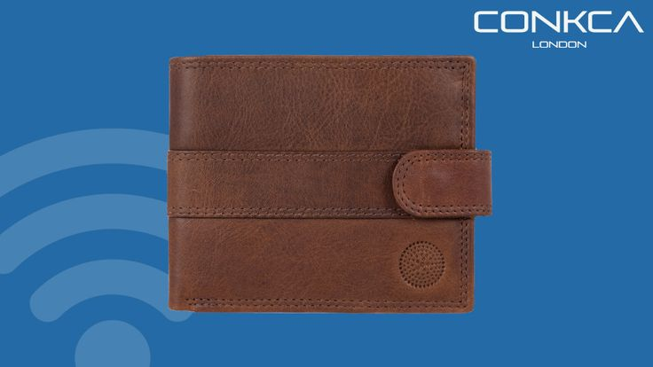 Introducing Conkca's RFID Collection | Pure Luxuries
